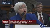 Yellen: Important to evaluate various groups in labor mar...