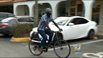 Community Gives Veteran In Need A New Bike For Work