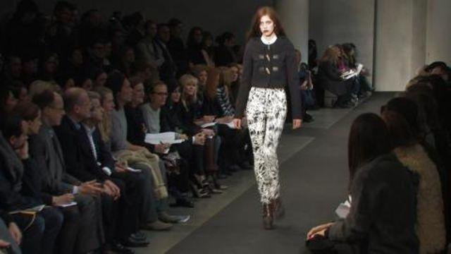 Style.com Fashion Shows - Proenza Schouler: Fall 2010 Ready-to-Wear