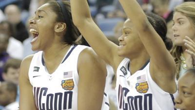 UConn Women Rout Louisville for 8th Title