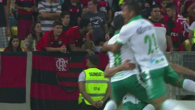 Leon into Copa Libertadores knockouts after late Flamengo win