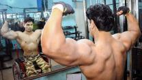 India's Professional Wheelchair Bodybuilder