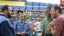 'Grown Ups 2' Earns Eight Golden Raspberries