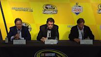 NASCAR announces new rules