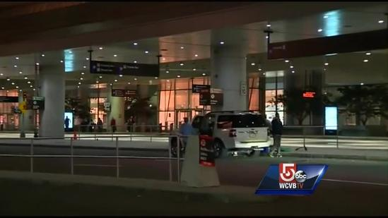 Suspicious package brings bomb squad to Logan Airport