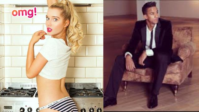 Helen Flanagan in trouble with the law!