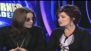 Osbournes: Reloaded: Interview With Ozzy And Sharon Osbourne