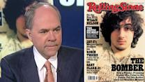 Peter Johnson, Jr. on Rolling Stone cover: 'This is sick'
