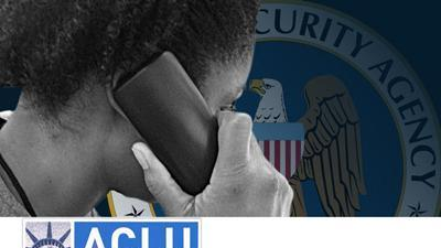 ACLU Sues Over NSA Phone Records Program