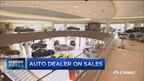Auto legend on record-breaking sales