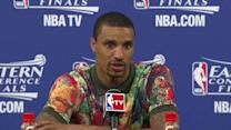 Press Pass: George Hill