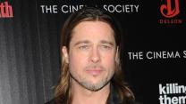 Brad Pitt is killing it in New York