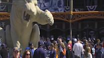 Tigers fans excited for Opening Day