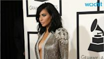 Breaking Hair News: Kim Kardashian Ditched the Blonde, Heads Back to the Dark Side