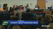 Doubts about BioMarin drug