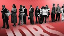 US Economy Adds 88K Jobs, Rate Drops to 7.6 Pct.