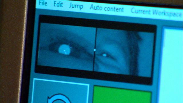 Is eye tracking the input tech of the future?