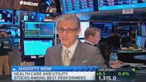 Pisani's market open: Up 1% for week