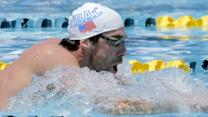 Swimmer Michael Phelps Attempts Comeback