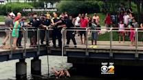2 Men Help Rescue Woman Who Jumped Into Hudson River In Hoboken