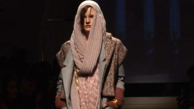 Style.com Fashion Shows - Missoni: Fall 2009 Ready-to-Wear