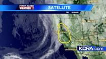 Friday Weather Update for Northern California 12.28