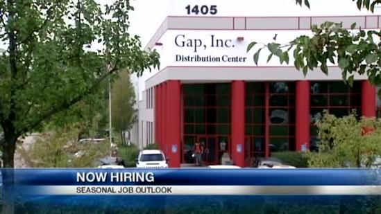 Local job market showing signs of life