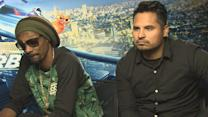 Snoop Lion and Michael Pena Are Fast and Furious In 'Turbo'