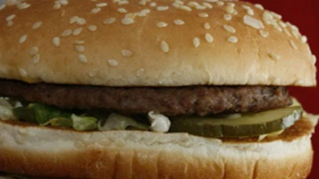 Instant Index: McDonald's Calorie Count Creates Reverse Effect