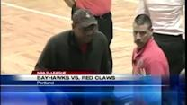 Red Claws keep playoffs hopes alive