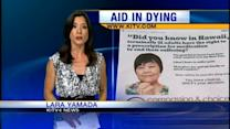New ad awakens debate about 'Aid in Dying'