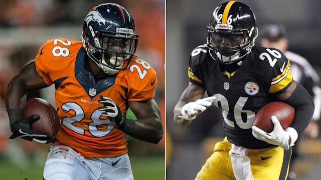 Who will have a better season Montee Ball or Le'Veon Bell?