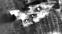 Russia Claims More Strikes on 'Islamic State Facilities' in Syria