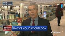 Macy's CEO: Macy's merry expectations