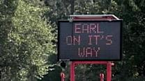 Mainers Prepare For Earl's Arrival