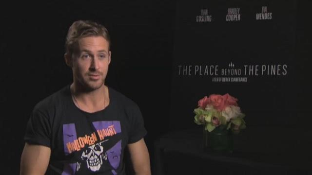 The Place Beyond The Pines - Director and Stars Interview
