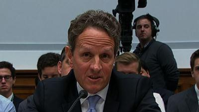 Geithner: US knew of LIBOR issue; Used for AIG