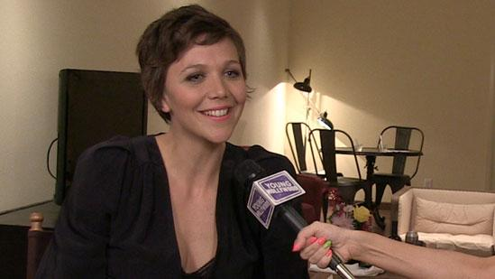 Maggie Gyllenhaal The Anti Damsel in Distress