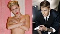 Miley Cyrus Defends Justin Bieber In New Interview!
