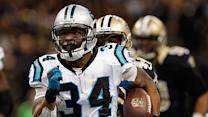DeAngelo Williams should capitalize in Carolina