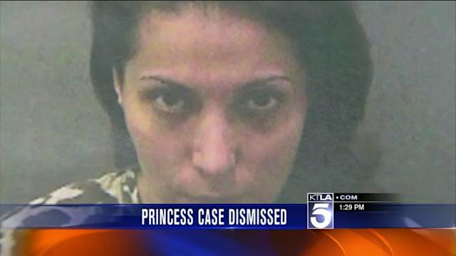 Human Trafficking Charges Against Saudi Princess Dropped