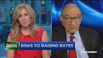 Fed can't check political calendar to gauge hike: Greensp...