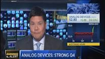 Analog Devices: Strong Q4