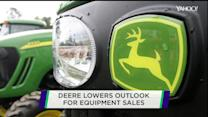 Deere gets dumped; Hewlett-Packard sales miss; Hertz gets an Icahn boost