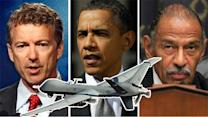 Lawmakers question Obama administration's drone policy