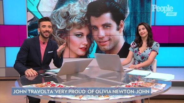 John Travolta and Kelly Preston Celebrate 28 Years of