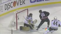 Toews dances his way to a gorgeous goal