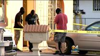 15-Year Old Shot During Dispute In NW Dade