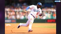 Dodgers RF Puig Back In Lineup; Matt Kemp Sits