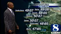 Check out your Sunday evening KSBW Weather Forecast 03 03 13